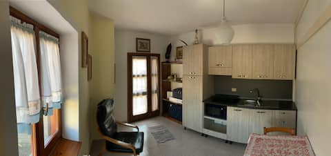 Lake Como Apartment - 3 km from colico