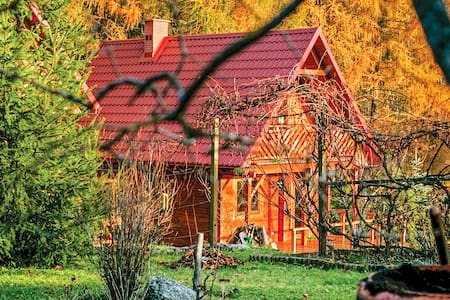 Holiday cottage with 2 bedrooms on 70m² in Dabrowa