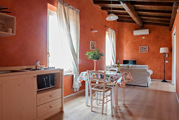 'Castello' apartment in the nature!