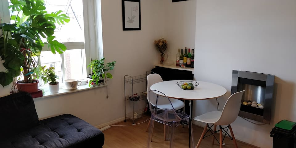Bright&Cosy Flat near BrickLane with Stunning View