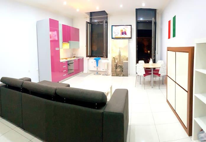 Appartamento lusso  2 cam. letto in centro Arad! - Arad - Apartment