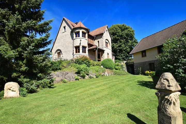 Pleasant Villa in V�hl-Marienhagen with Private Terrace