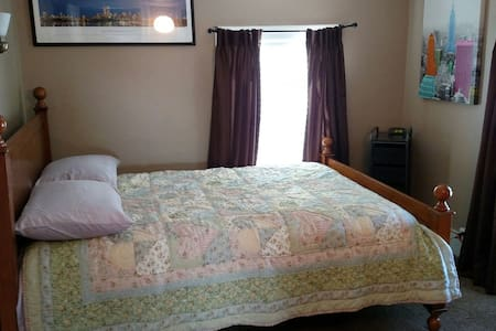1 bedroom apt.,fully furnished. - Oswego - Pis