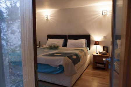 Double Bedroom at Phoenix Park Phibsborough Area - ダブリン