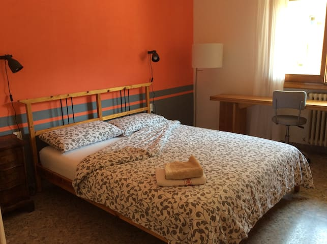 Sunny apartment 10min from the center (bikes incl) - Firenze - Bed & Breakfast