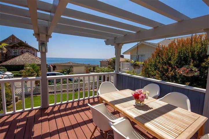 Ocean View Laguna Beach Woods Cove Cottage