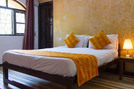 c.Ollie Stays - Siolim North Goa - Twin Room - Siolim
