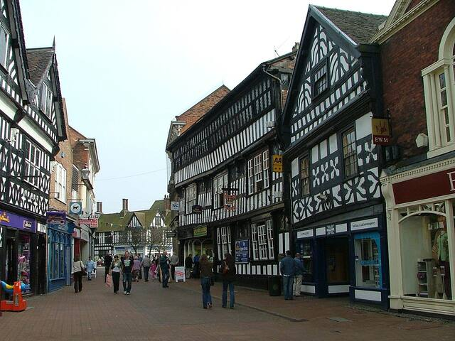 Nantwich Single Room close to town Accommodation