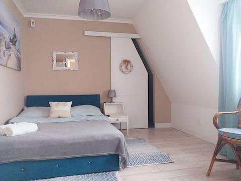 Przytulny pokój 2-osobowy Pod Winogronami