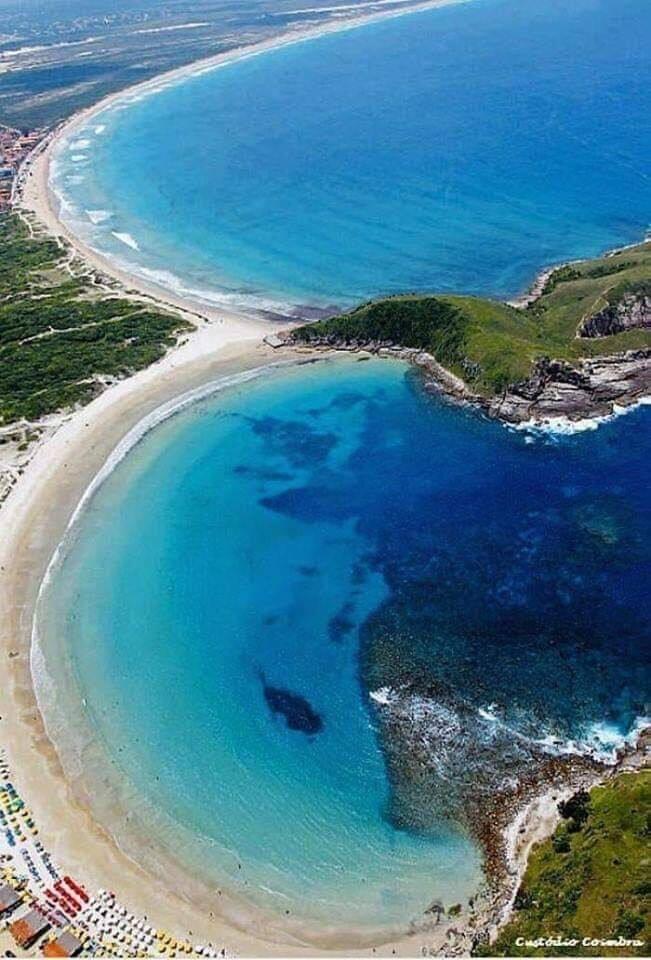 Praia do Peró e Conchas