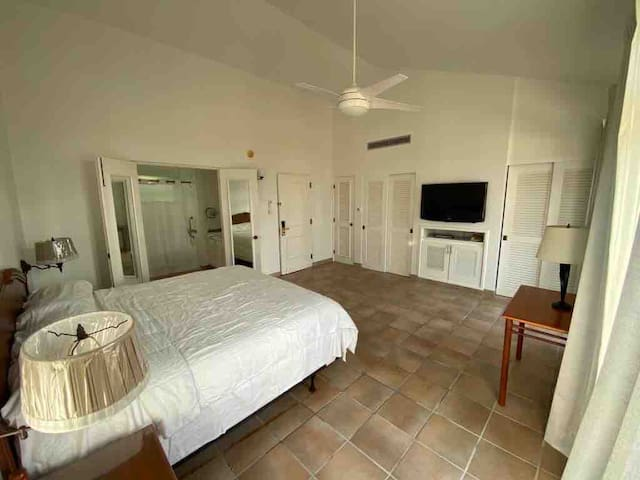 Private Master Bedroom.