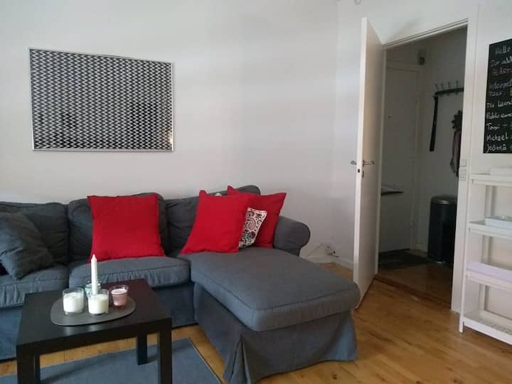 Supercosy apartment in Kopenhagen