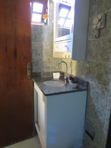 Banheiro suite casa principal