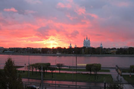 Comfort with the best view - St. Petersburg