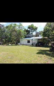 Cabaña y camping en Tauramena para descanso