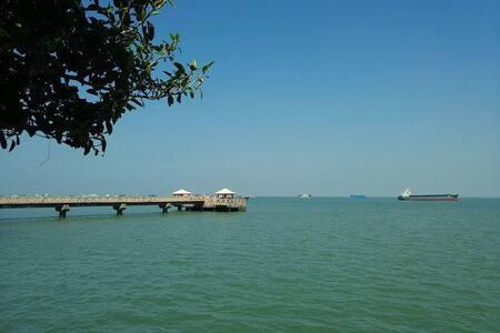 度假就选海景房,北海银滩悠闲生活 - Beihai