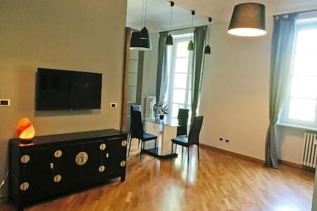 Vittorio Emanuele,stylish apartment