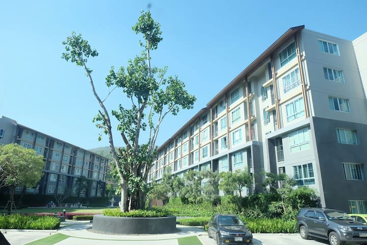D Condo Campus good place to stay!!