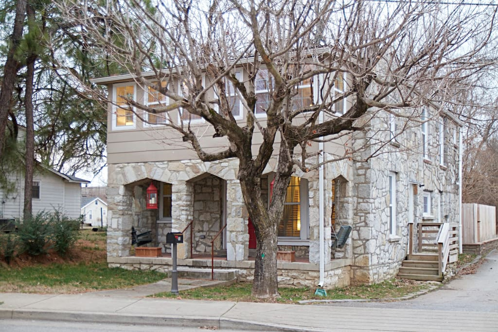 Blakely House In Downtown Franklin Houses For Rent In