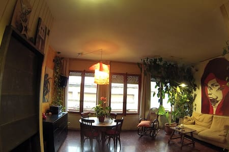 Double room in Sabadell Center - Sabadell - Apartment