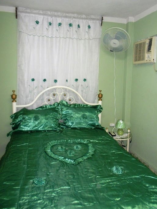 Lovely bedroom with private entrance