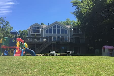 Lakefront Home - 1 Hour from NYC - West Milford