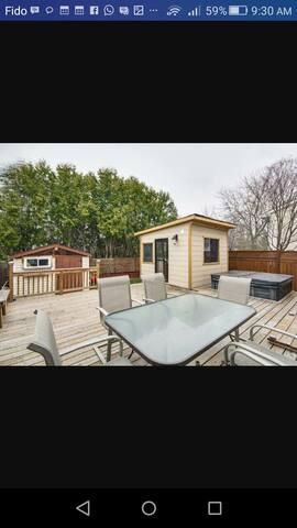 Executive Single House With Hot Tub - Ottawa - Casa