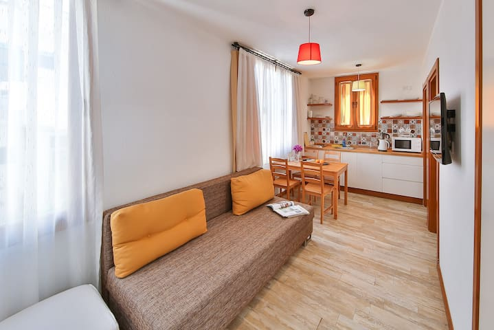 1+1 Apartment in the Center of Kaş - Mare Nostrum