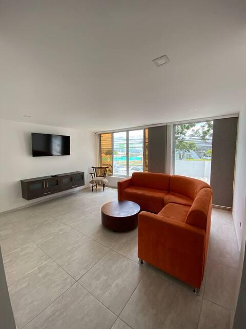 Spacious Modern Apartment in Pereira