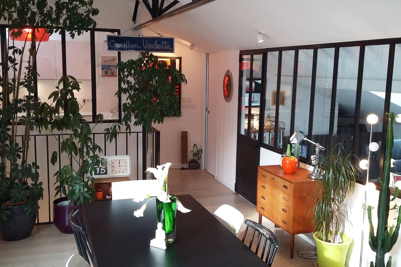 Beautiful duplex penthouse paris wohnungen zur miete in paris Île