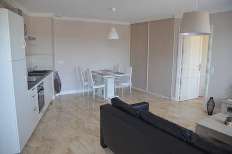 Bel appartement T2 plein centre dans résidence