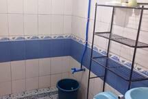 Shared Toilet & Bath 1st Floor