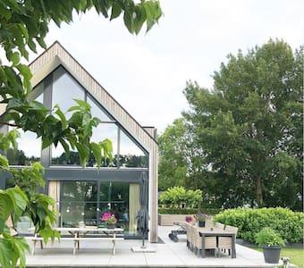 Luxe Scandinavische villa Privacy * Rust * Ruimte