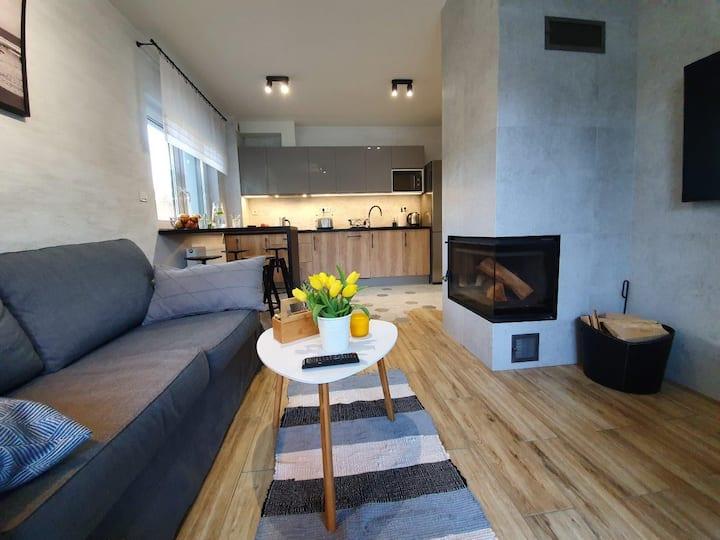 Apartament Szafirowa Mierzeja nr 9/6 - 365PAM