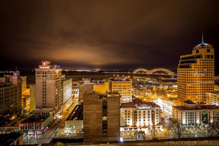 Downtown Memphis Living