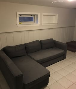 Basement apartment w/ entrance - Hyattsville - Lejlighed
