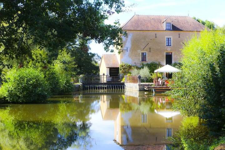 Chambre Coton - Moulin de Gateau