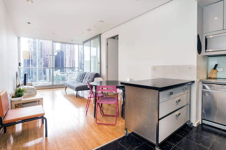 Location & Luxury in Central of Melbourne
