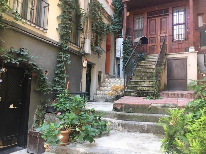 Cozy Apartment No:1 in Taksim