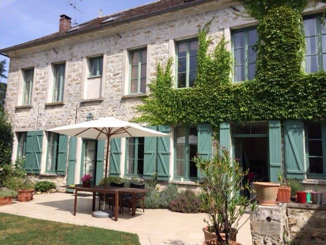 Le Hibou - Chevrainvilliers - House