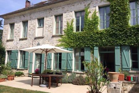 Le Hibou - Chevrainvilliers - Rumah