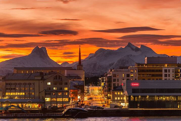 Guidebook for Bodø