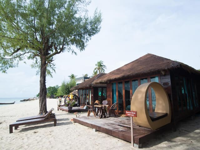 Deluxe Beach Front @Anda Resort Lipe ISLAND - Satun - Bed & Breakfast