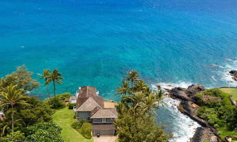 Hale Moku: Panoramic Oceanfront Experience
