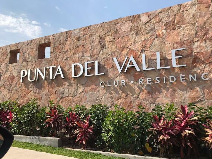 Departamento residencial punta del valle