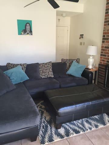Quiet and Cozy Duplex - Austin - Apartamento
