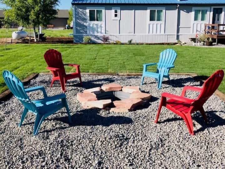Sandy Foot Retreat in the heart of Garden City