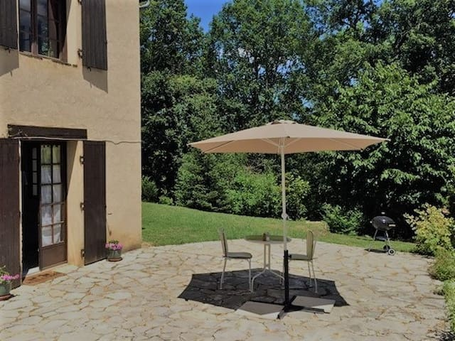Apartment in the golden triangle of the Dordogne