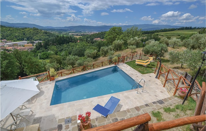 Holiday cottage with 1 bedroom on 65m² in Bibbiena AR
