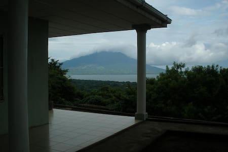 Quinta Linda Vista, Ometepe Nicaragua - Altagracia - Rumah